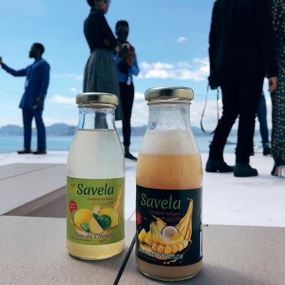 Duo de Citrons et Gingembre Ananas