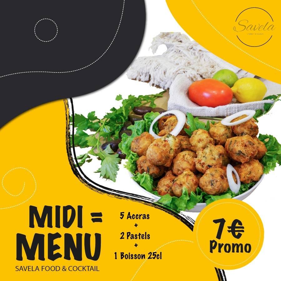 Promo menu 19 05 1