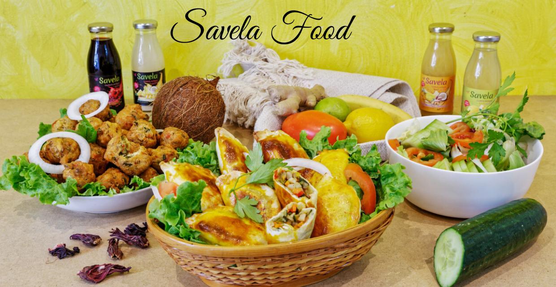 Savela banner