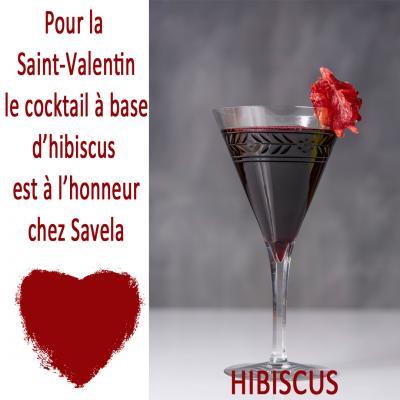 Savela st valentin hibiscus
